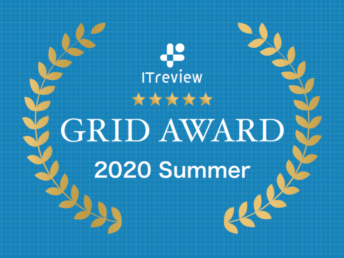 「「ITreview Grid Award 2020 Summer」が発表、Slack、Zoom、Marketo、SHANON、formrunなどがLeaderを受賞」の見出し画像