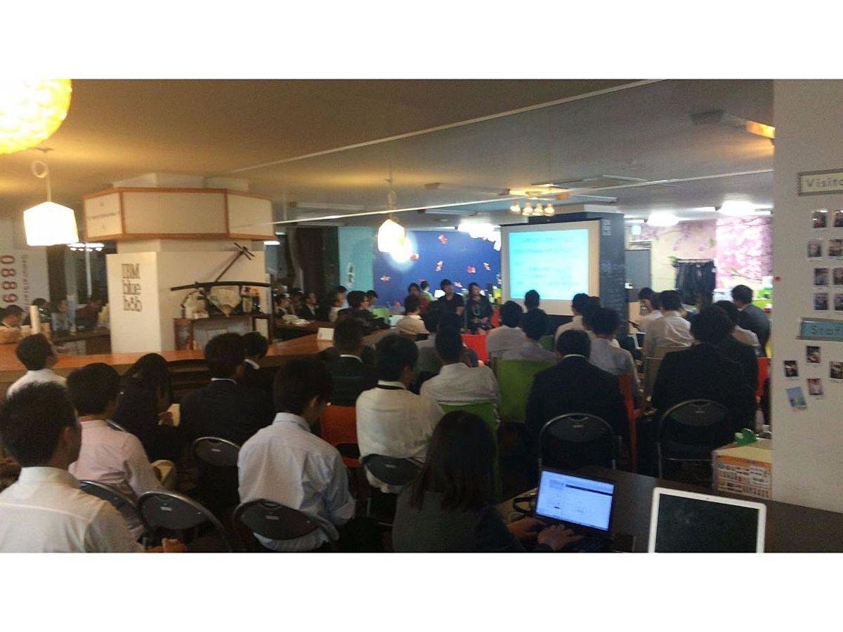 「基調講演「Fintechとは」ーFintech Venture Meetup 2015ー株式会社マネーフォワード取締役兼Fintech研究所長 瀧 俊雄氏」の見出し画像