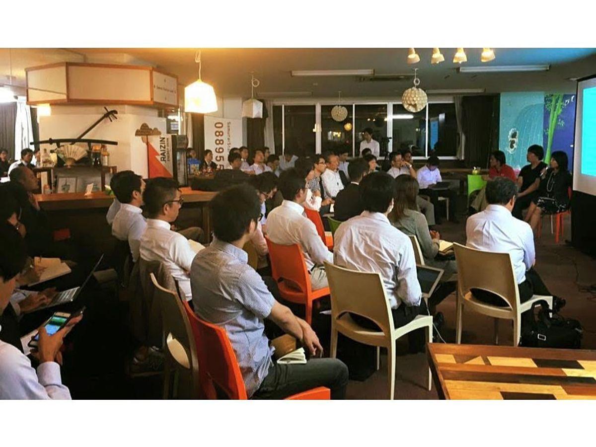 「イノベーションを起こすために必要なこととは?-Fintech Venture Meetup 2015-」の見出し画像