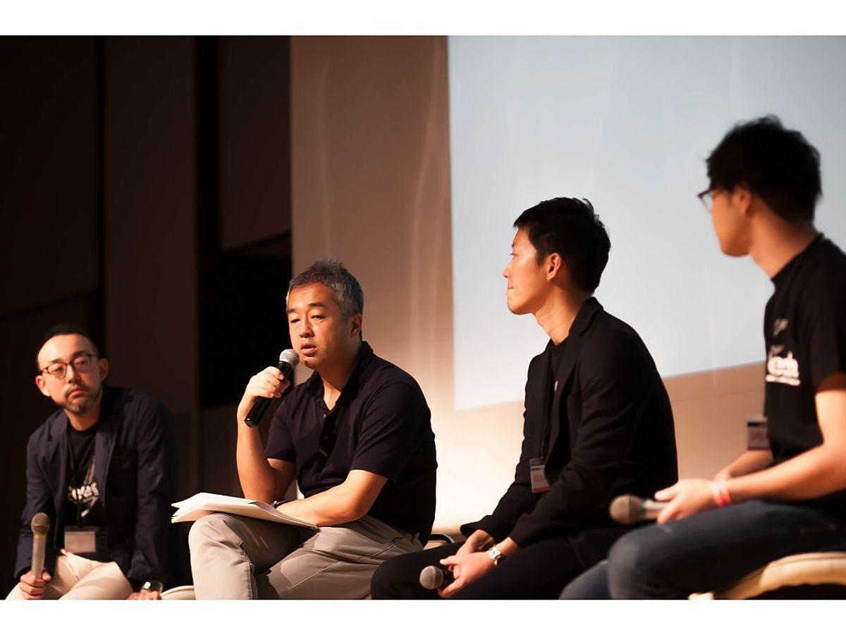 「データフィードの過去・今・これからを語る-FeedTech2015-(アタラ杉原代表・アタラ岡田氏・アナグラム阿部氏・フィードフォース川田氏)」の見出し画像