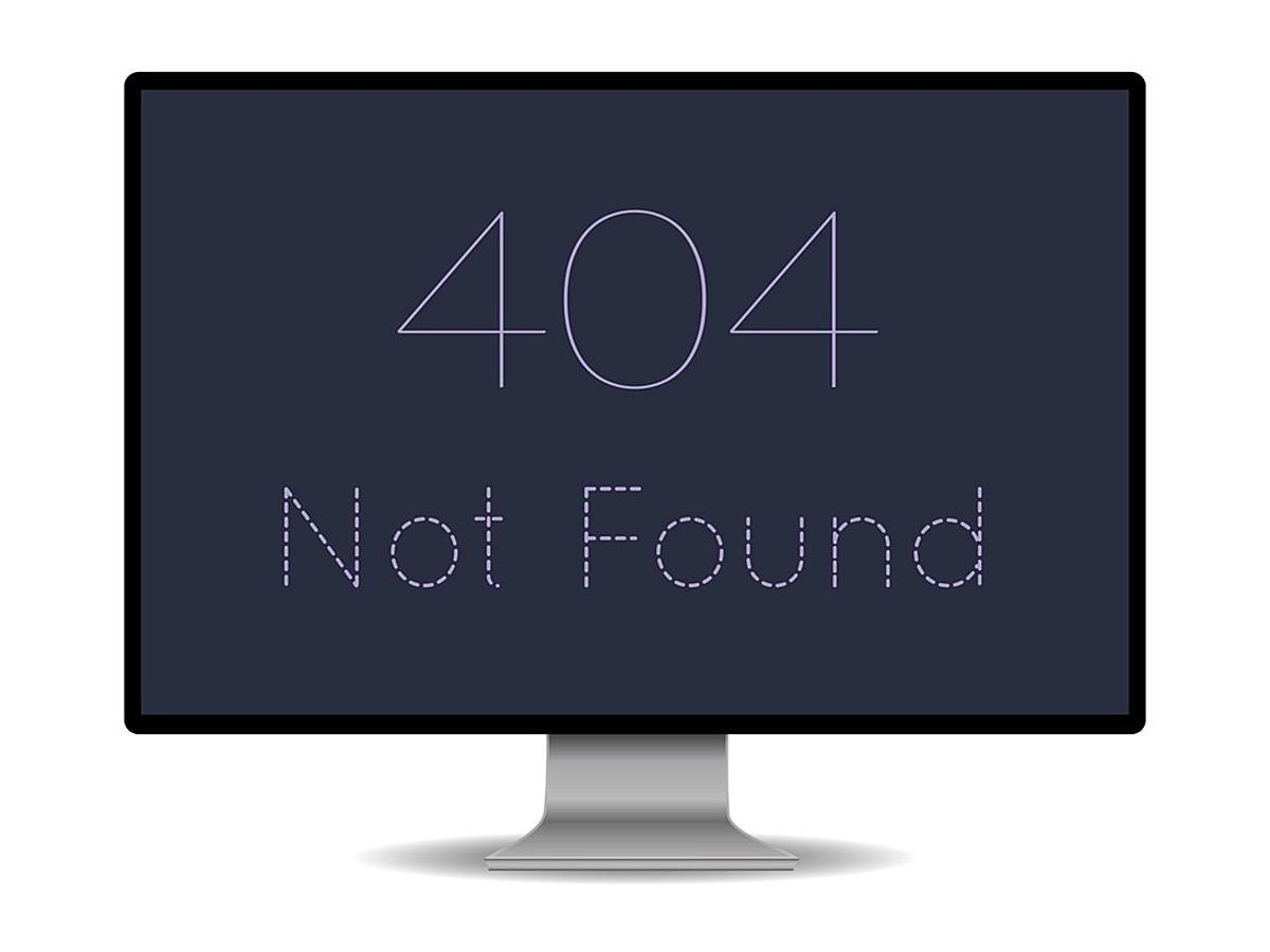 「404エラー(not found)とは?原因と対処方法、気になる検索エンジンへの影響」の見出し画像