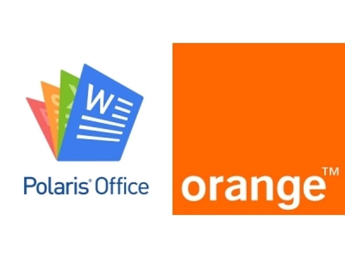 「オフィスソフトウェアPolaris Office[ポラリスオフィス]が世界の5大グローバル通信会社Orangeと業務提携」の見出し画像