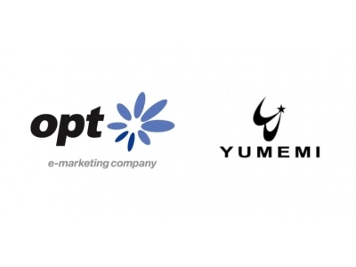 「オプト、株式会社ゆめみと提携し、スマホアプリを利用したマーケティングコンサルティング/集客支援サービスの提供をワンストップで開始」の見出し画像