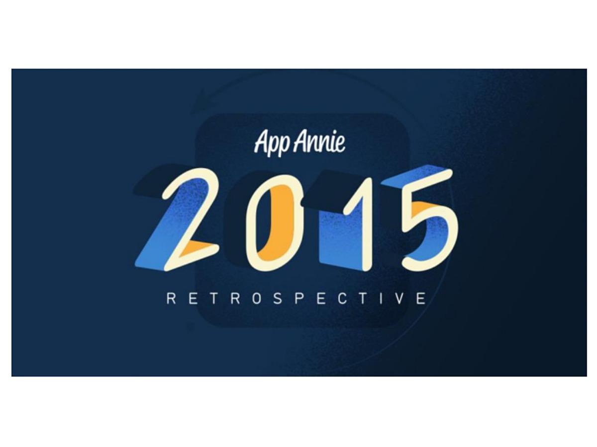 「LINEが世界1位を獲得!App Annie、2015年のアプリ市場総括レポートを発表」の見出し画像