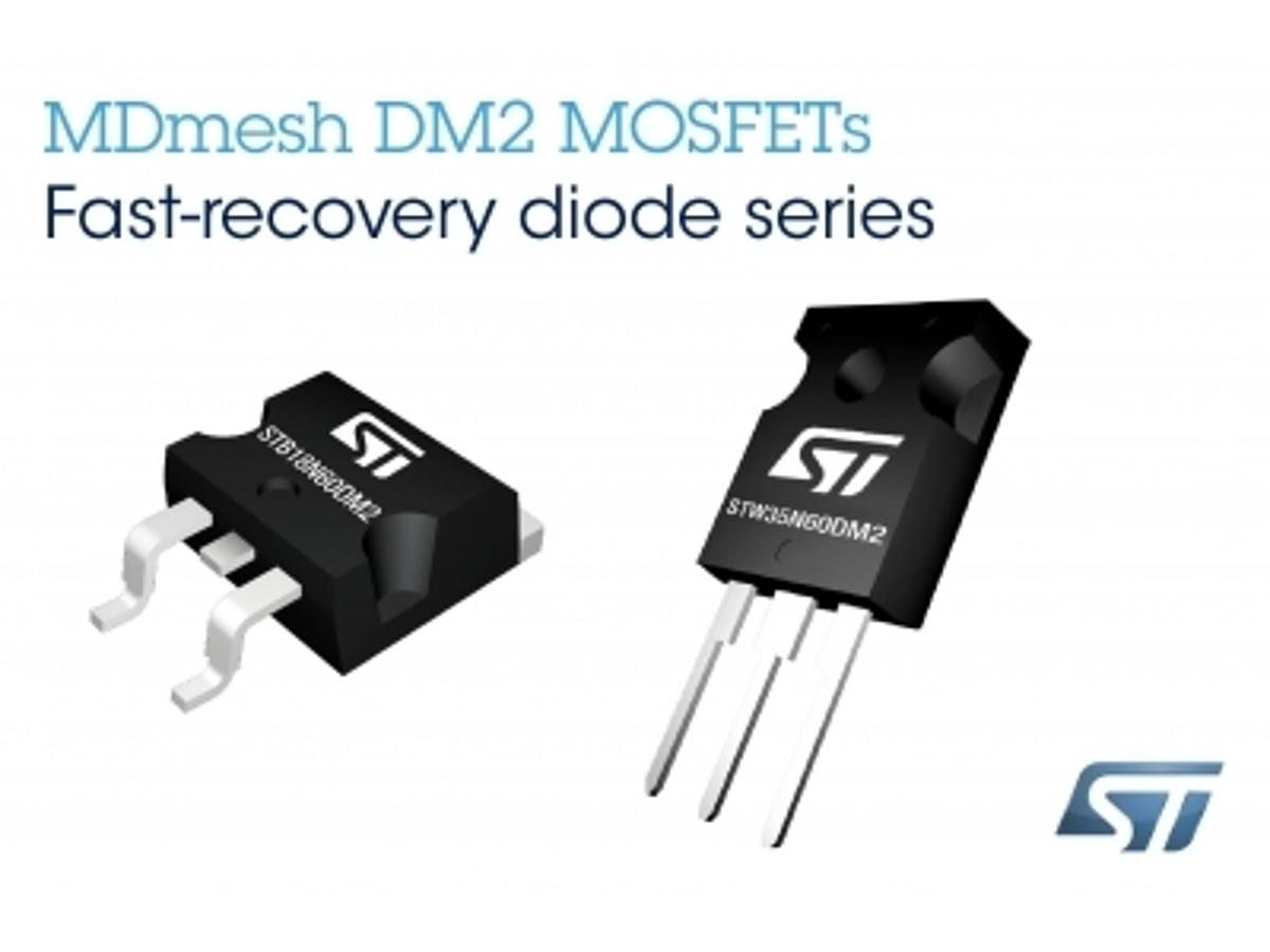 「電力変換効率を向上させる新しいパワーMOSFETおよびパッケージ技術を発表」の見出し画像