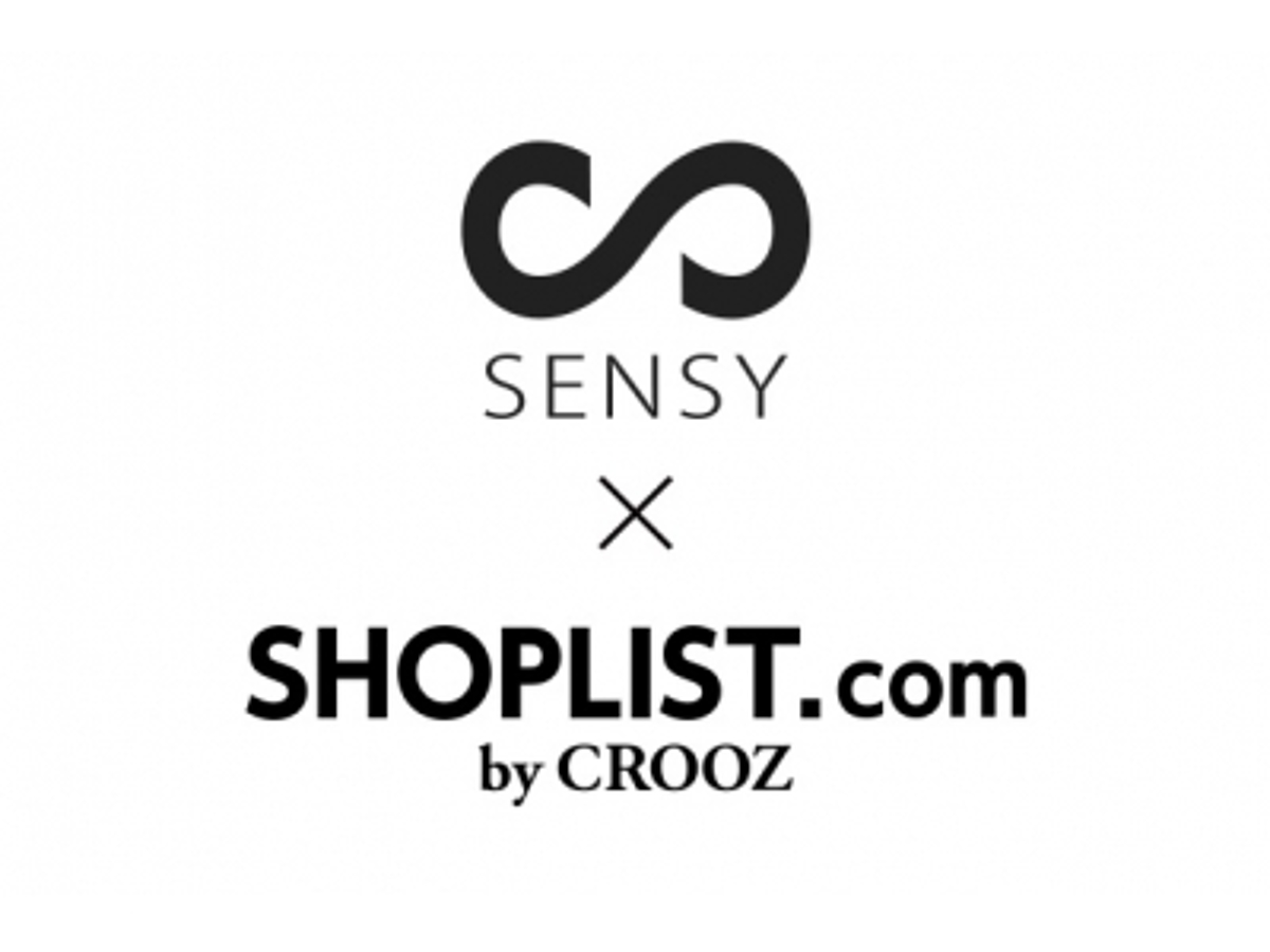 """「日本最大級ファストファッション通販「SHOPLIST.com by CROOZ」 人工知能「SENSY」試験導入でユーザーに寄り添う """"One to OneパーソナルECサイト""""へ」の見出し画像"""