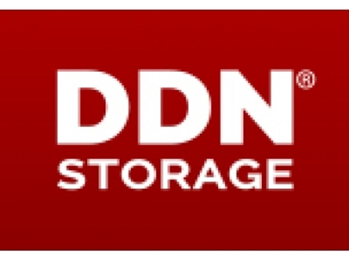 「DDN エンタープライズ NAS 製品が、性能、規模、経済性で新しい業界標準に」の見出し画像