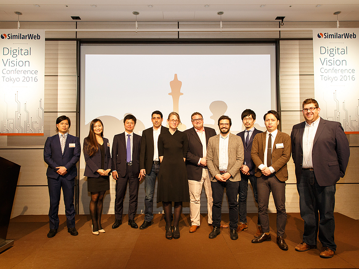 「2016年SimilarWebが挑む3つのチャレンジとは ~ Digital Vision Japan ~」の見出し画像