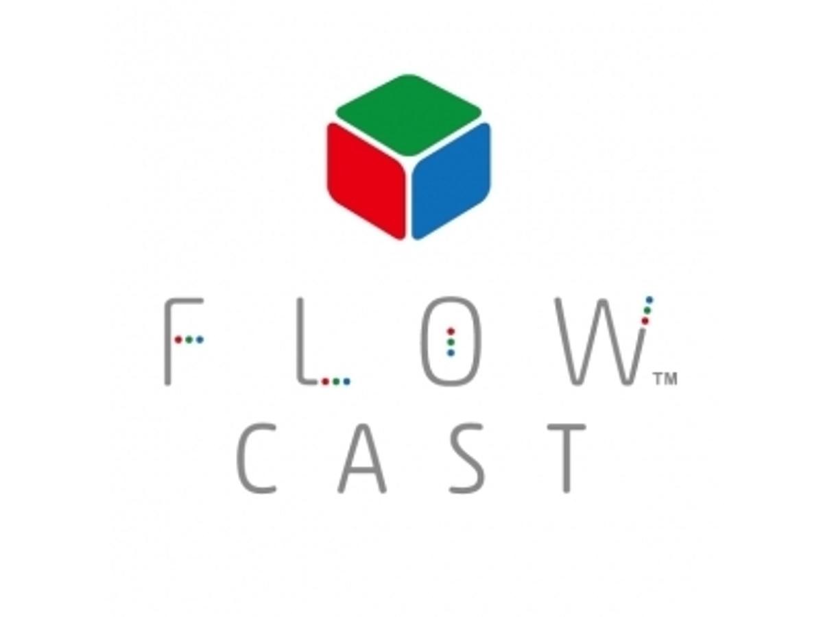 「SNS連動型デジタルサイネージシステム「FLOW-CAST」を4月7日より提供開始」の見出し画像