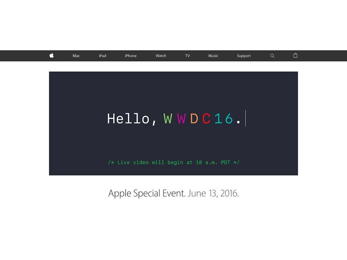 「【初心者向け】Apple 新サービス 発表内容まとめ-WWDC 2016-(Watch OS3,Mac OS Sierra、iOS10情報追加)」の見出し画像