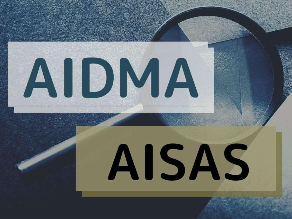 「AIDMA(アイドマ)とは?AISAS(アイサス)の違いを解説」の見出し画像