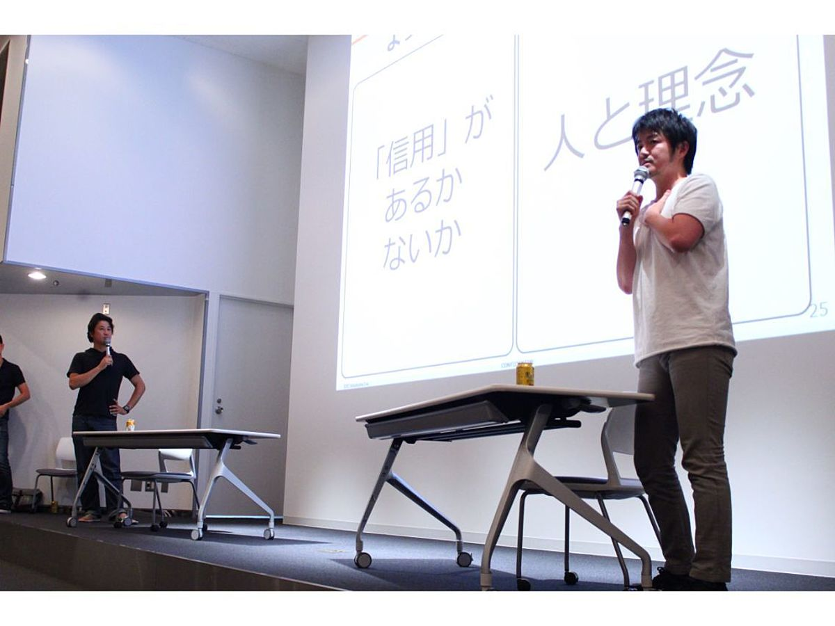 「BuzzFeed Japan古田氏とヨッピー氏が語る、「ダメなメディアと良いメディア」を分けるたった1つのポイントは?」の見出し画像