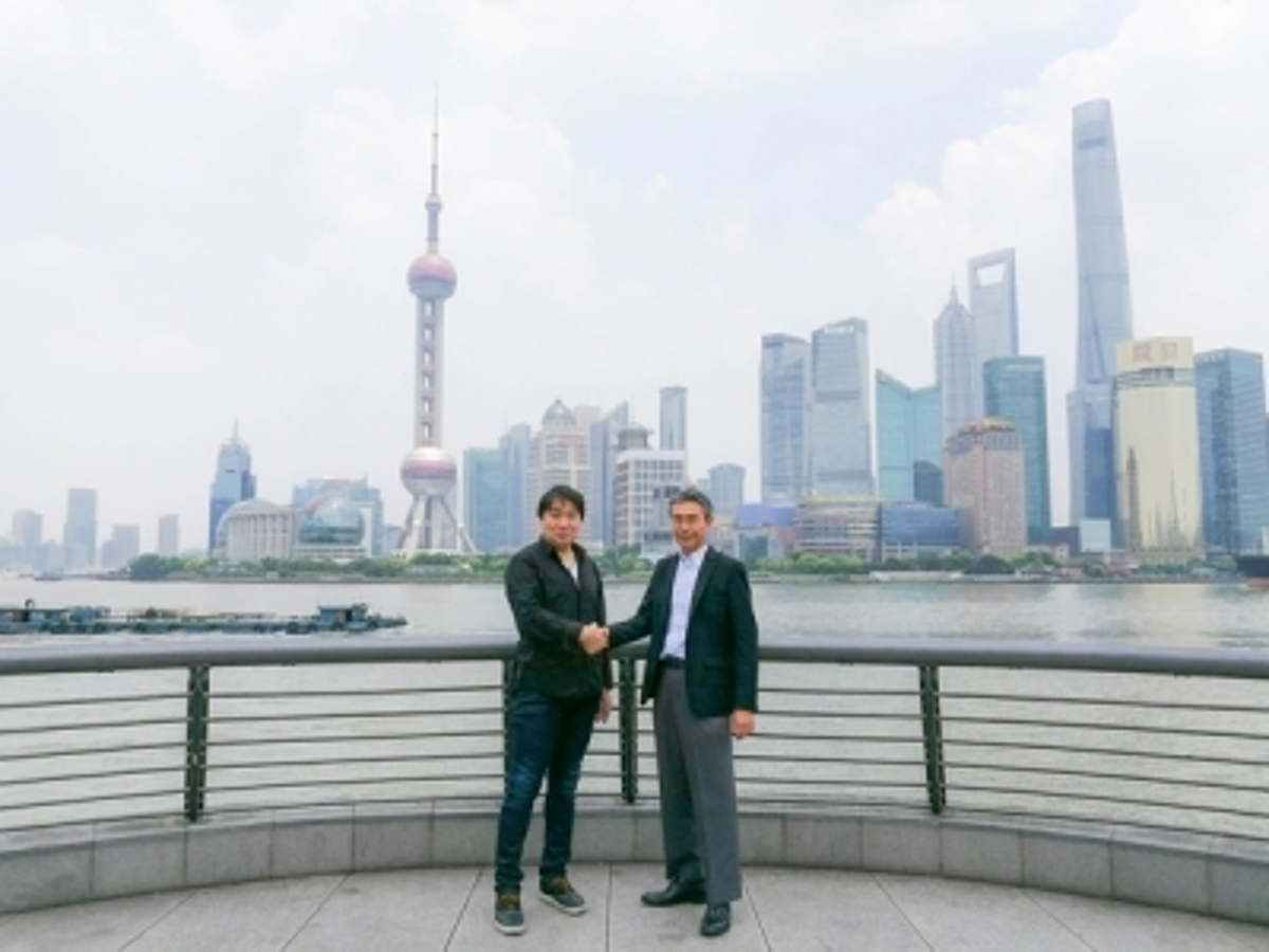 「新日鉄住金軟件(上海)とMARS FLAG Asia Pacific、中国市場展開で協業」の見出し画像