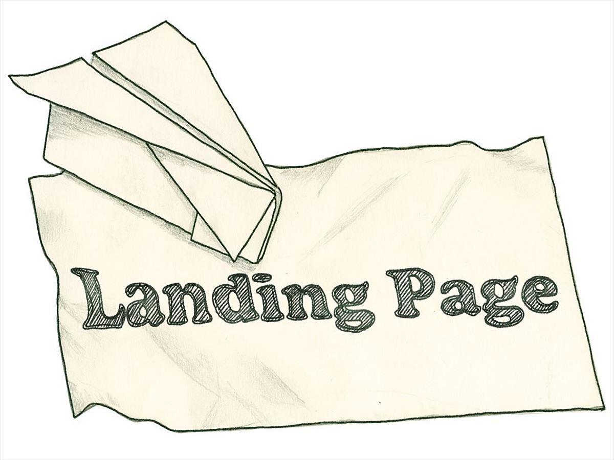 「ランディングページの成功事例5記事まとめ」の見出し画像