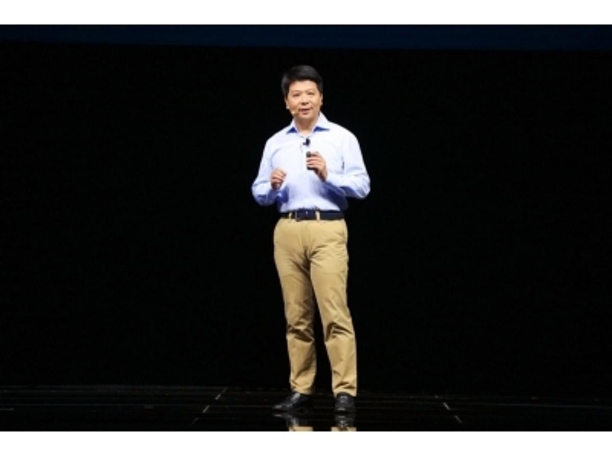 「ファーウェイ輪番CEO郭平、ICTエコシステムにおける協調の時代を歓迎」の見出し画像