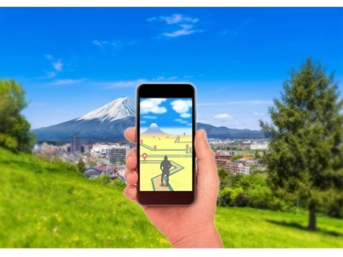 「位置連動ARサービス(*1)に対応したマイクロスポット情報を配信するデータメディア『SPOTJAPAN.org』は京都府と連携し観光情報整備をおこないます」の見出し画像