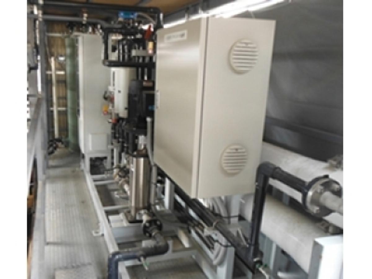 「OKI、リードスイッチ生産工場で生産工程の水使用量58%削減」の見出し画像