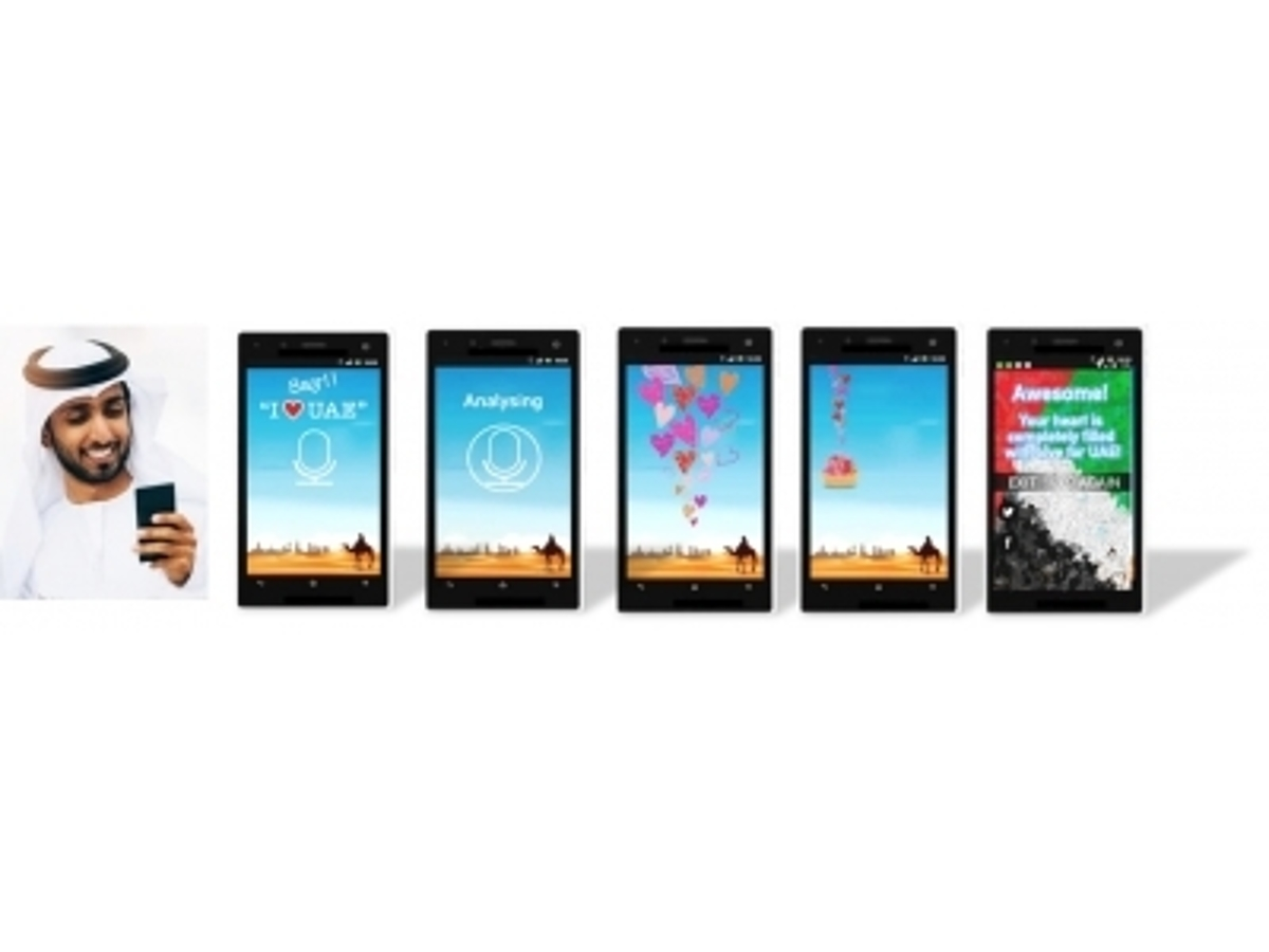 「UAEの国家キャンペーン「Express Your Love for UAE」にスマートメディカルのEmotion AI技術Empathが採用」の見出し画像