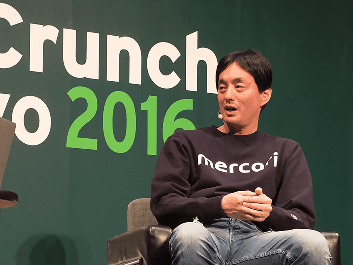 「日米合計で5,500万DL突破!メルカリ山田CEOのグロース論「1%の改善をどれだけ続けていけるか」」の見出し画像