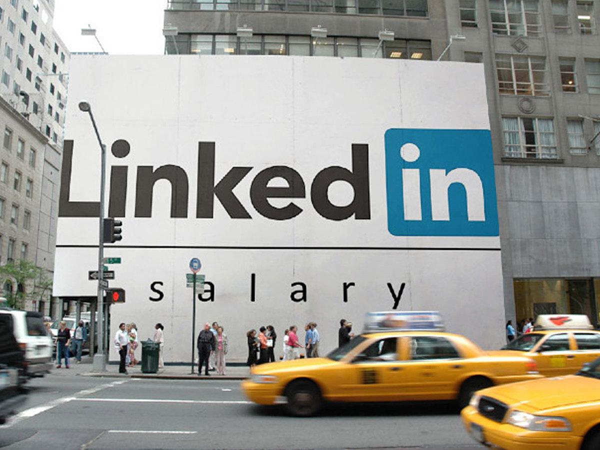 「自分の市場価値がわかる!? LinkedInの新サービス「LinkedIn Salary」7つのできること」の見出し画像