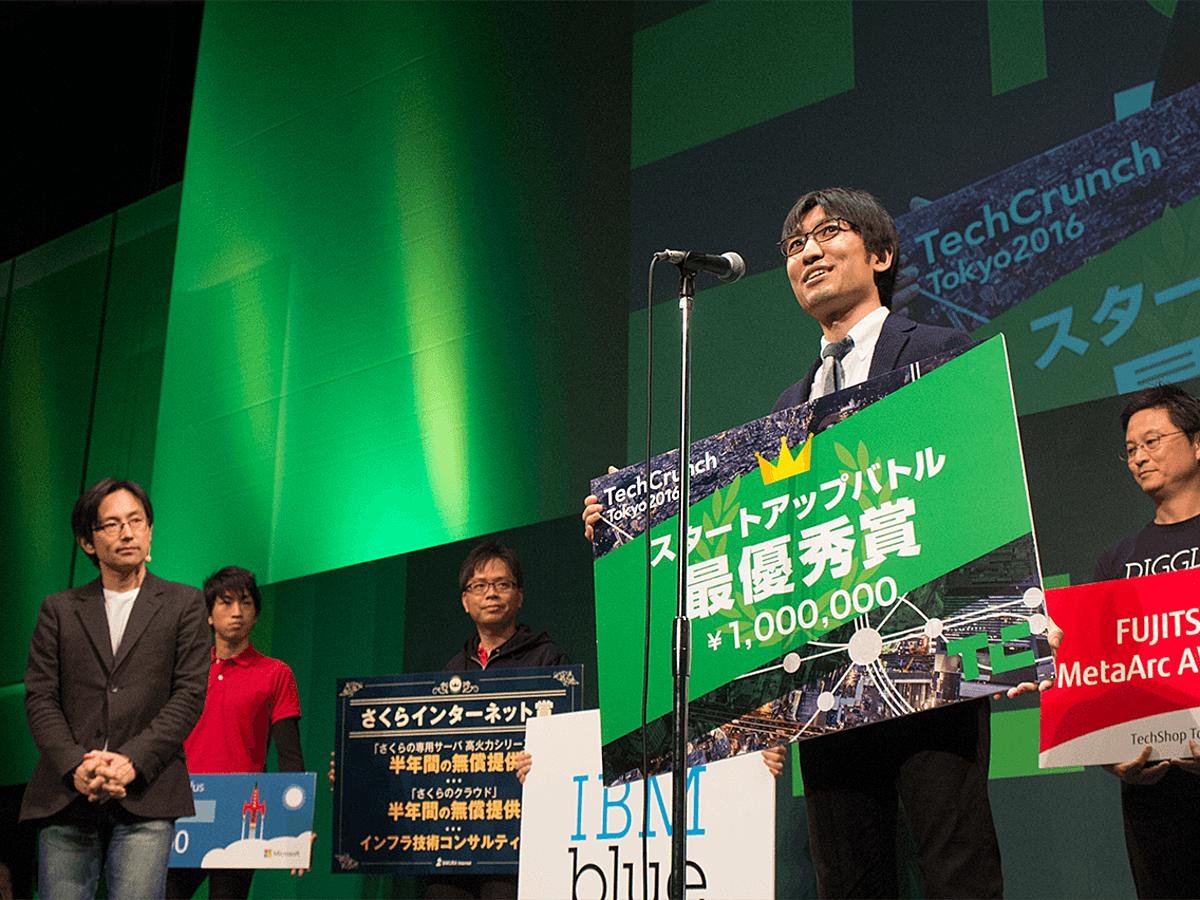 「「外来で、ネットで調べて不安になったという話を聞くと胸が痛みます」TechCrunch Tokyoスタートアップバトル優勝の「小児科オンライン」が目指す未来とは?」の見出し画像
