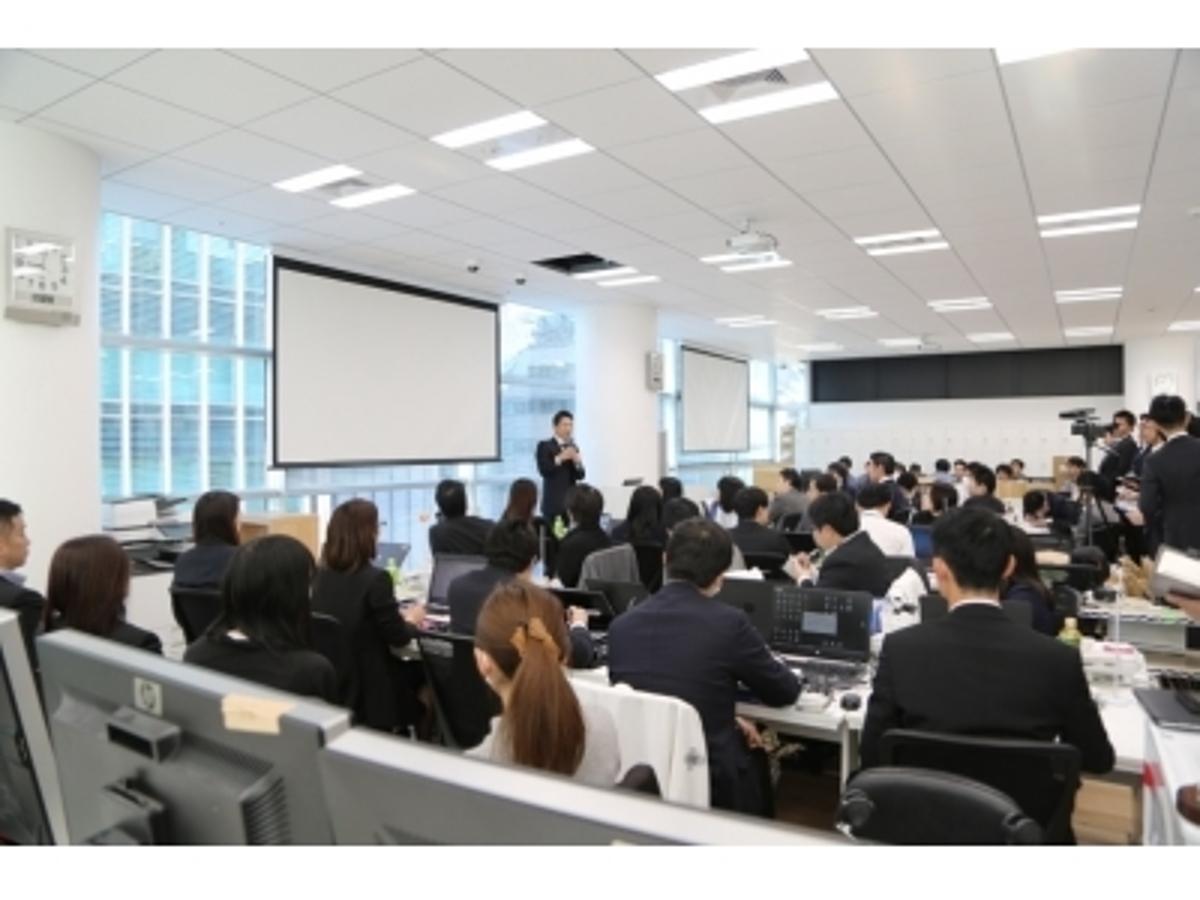「最新設備を併設したラボ型新オフィス「デジタルデータラボ」開設」の見出し画像
