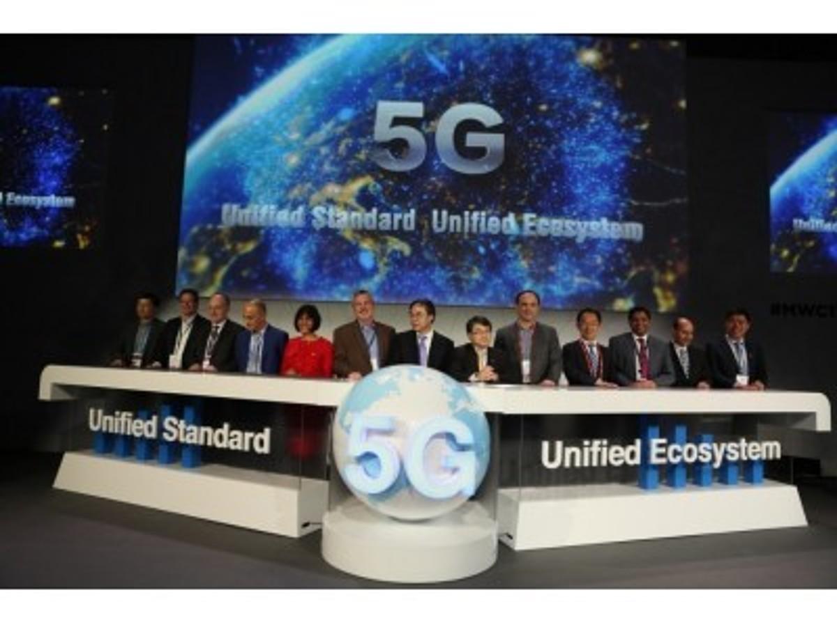 「ファーウェイ、5G通信の統一規格とエコシステム構築に向けた共同宣言に参画」の見出し画像