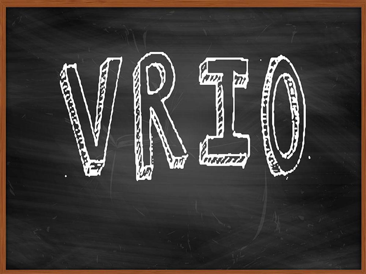 「VRIO分析のフレームワークを解説!【テンプレートあり】経営資源の競合優位性を紐解く4要素とは?」の見出し画像