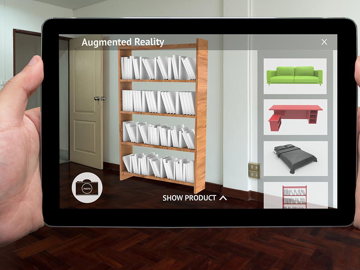 「ARやVRまで!ネットで商品が体験できるシミュレーションアプリ4つの事例」の見出し画像