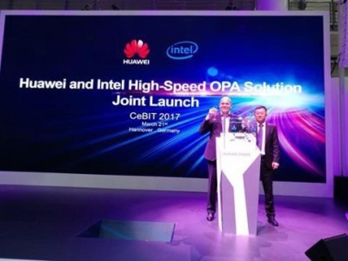 「ファーウェイ、Intel(R) Omni-Path アーキテクチャを採用したブレード・コンピューティング・ソリューションを発表」の見出し画像