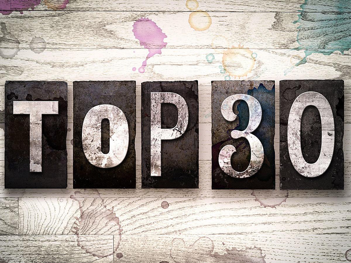 「【人気記事ランキング】昨年1年間に公開されたデザイン関連の人気記事TOP30をご紹介!」の見出し画像