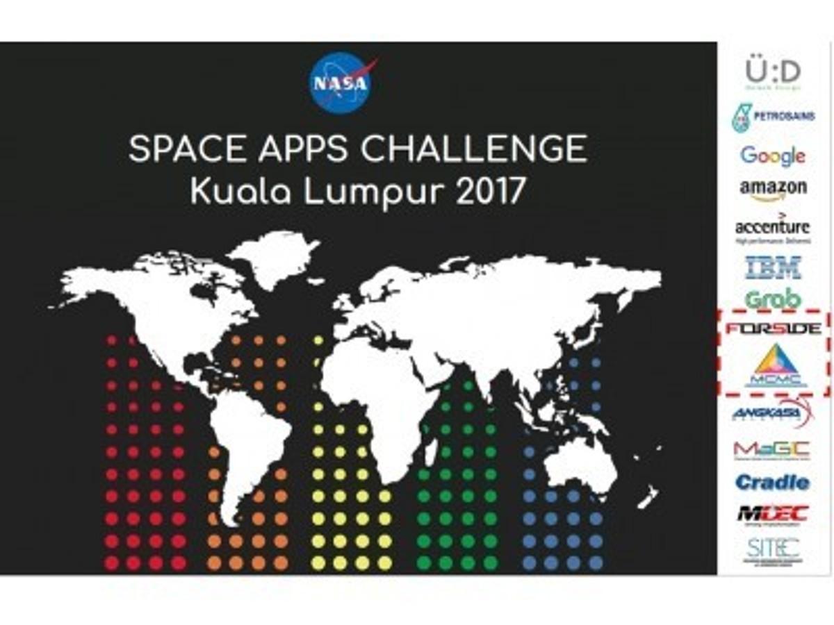 「マレーシア政府通信マルチメディア委員会との情報通信分野での相互協力に関する協議開始と、NASA Space Apps Challenge KL 2017 Malaysiaへの協賛参加のお知らせ」の見出し画像