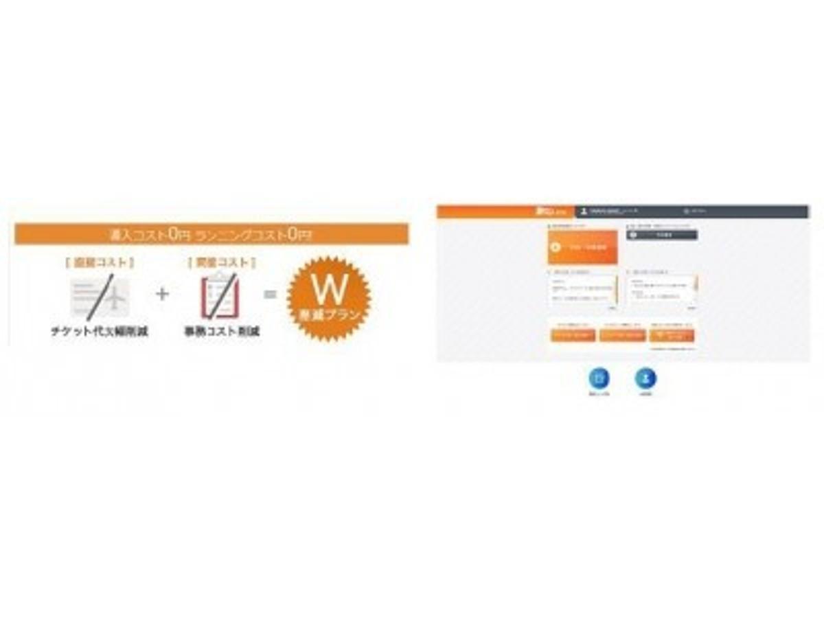 「2017年4月度 ビジネストラベルマネジメント(BTM)事業Web出張予約システム21社新規オープン」の見出し画像
