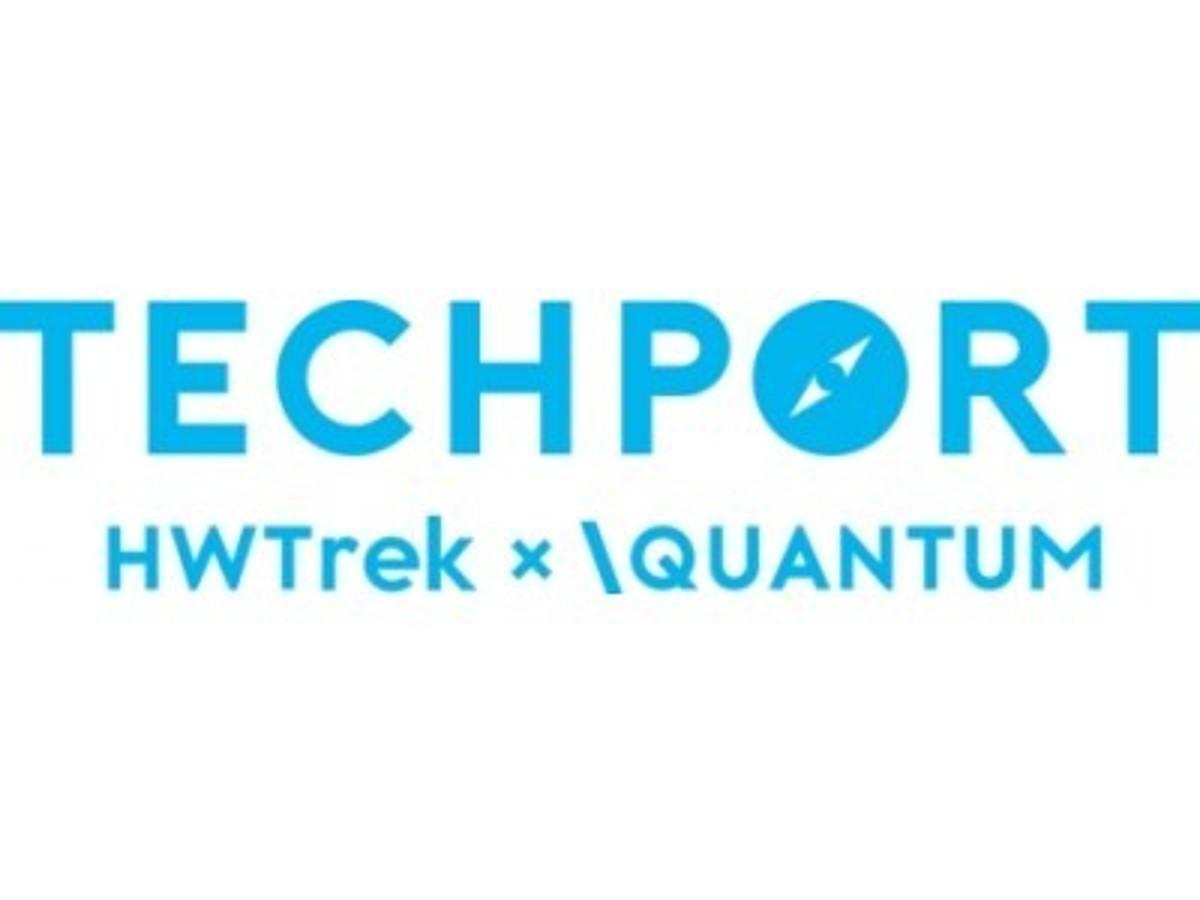 「QUANTUM、グローバルでオープン・イノベーション・プラットフォームを展開するHWTrek Corporationと日本企業の新規事業創出を推進するプログラム「TECHPORT」を開始」の見出し画像