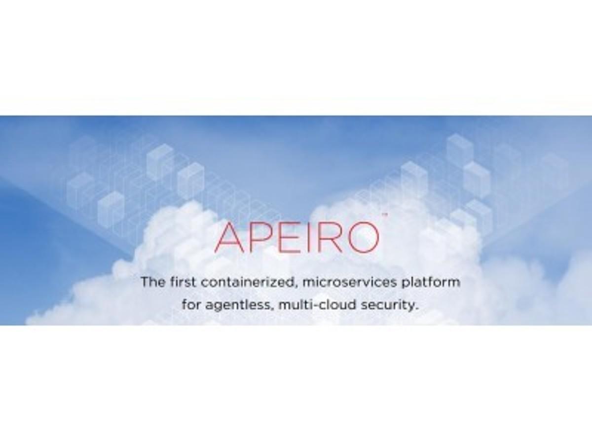 「 ハイブリッド/マルチクラウド対応型セキュリティソフトウェア                                  米国ShieldX Networks「APEIRO」の販売を開始」の見出し画像