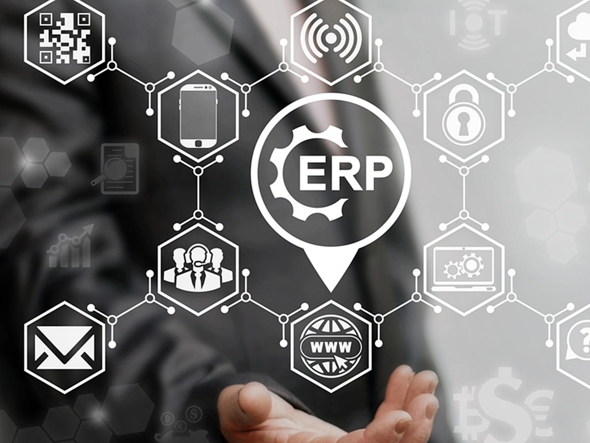 「【ERP・BPR・MRPどう違う?】情報を一元化する「ERP」の概要と類似語の意味を解説」の見出し画像