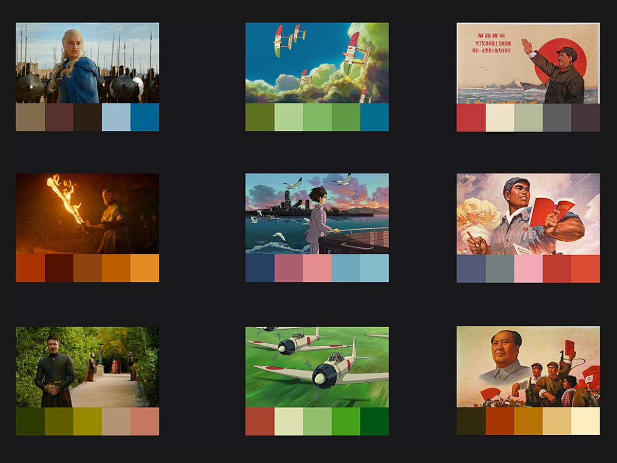 「カラーパレットもAIが選ぶ時代!注目のカラーパレット作成ツール「Colormind」とは?」の見出し画像