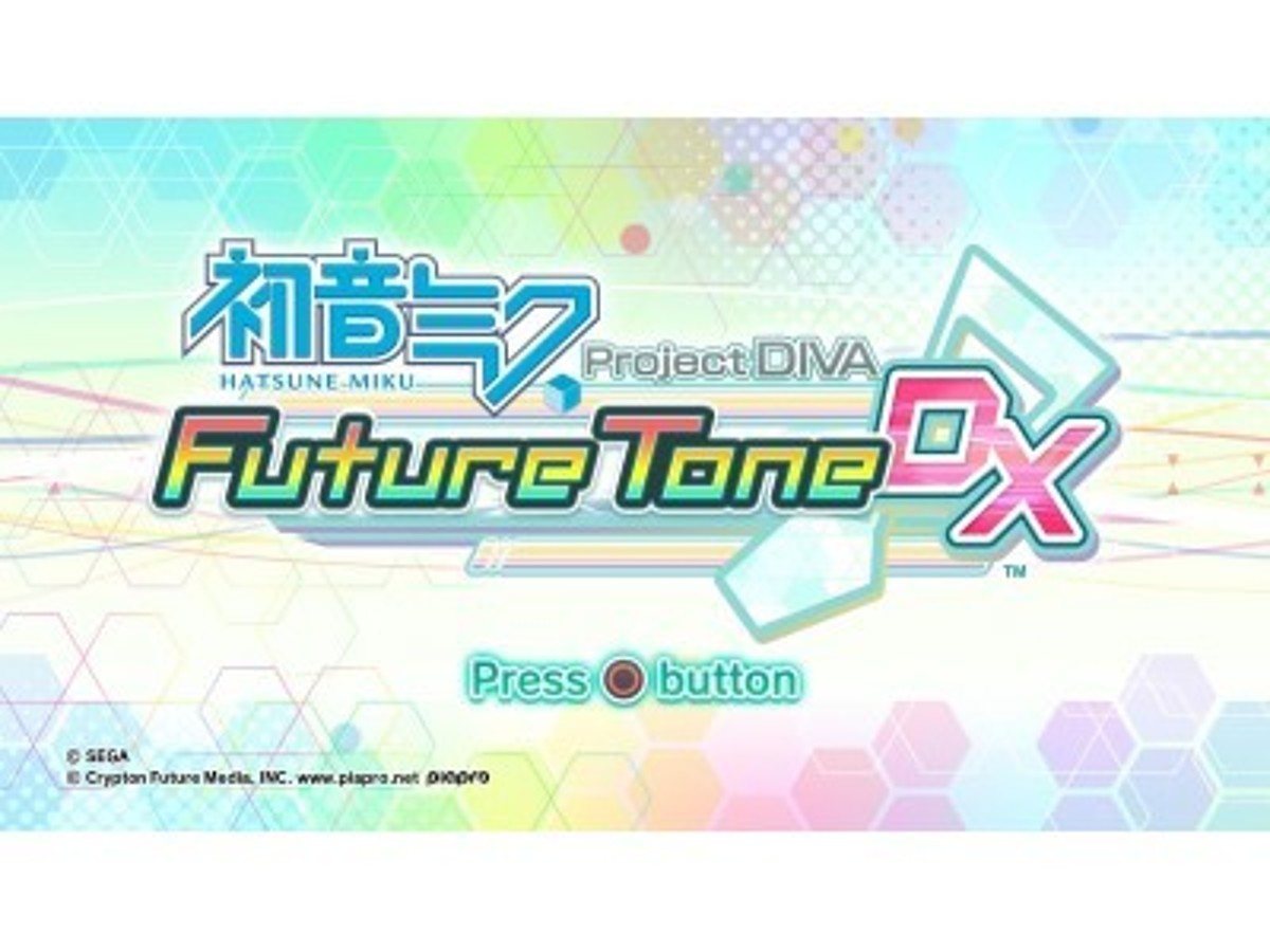 「PS4(R) 『初音ミク Project DIVA Future Tone DX(プロジェクト ディーヴァ フューチャートーン デラックス)』 ゲーム情報第1弾を公開 」の見出し画像