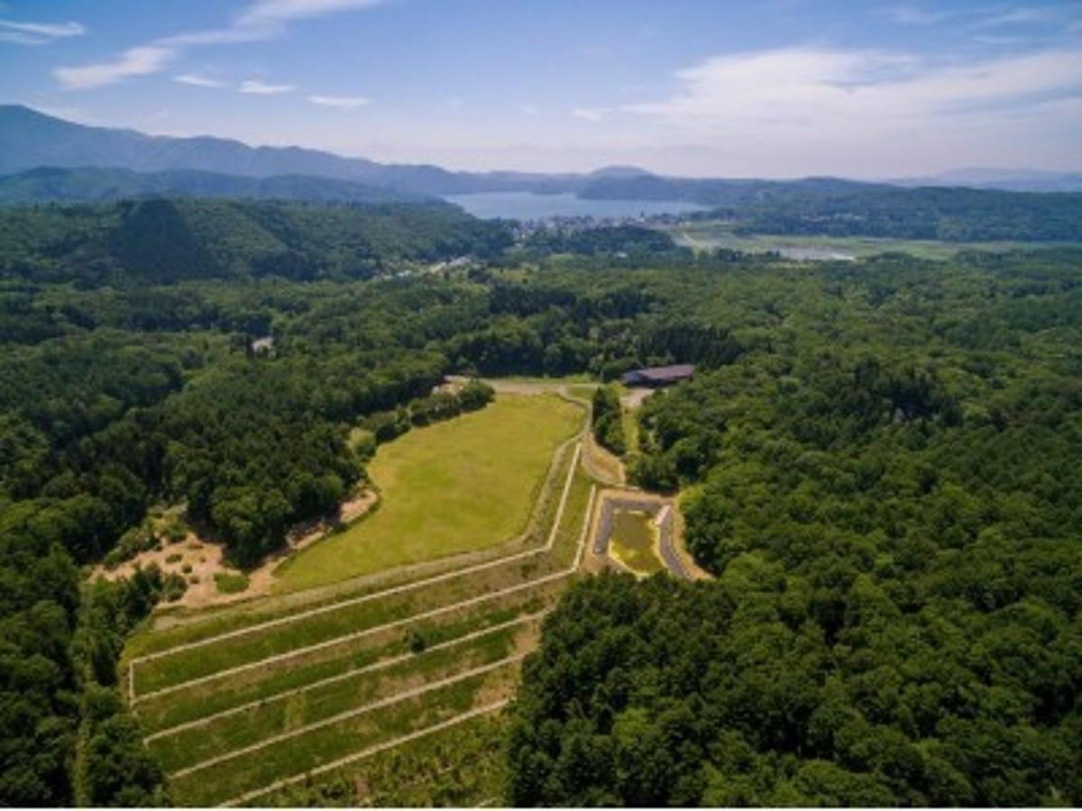 「長野県信濃町とNature Service 、自然環境でのリモートワークのメンタルヘルスへの効果を測る実証実験2年目を開始」の見出し画像