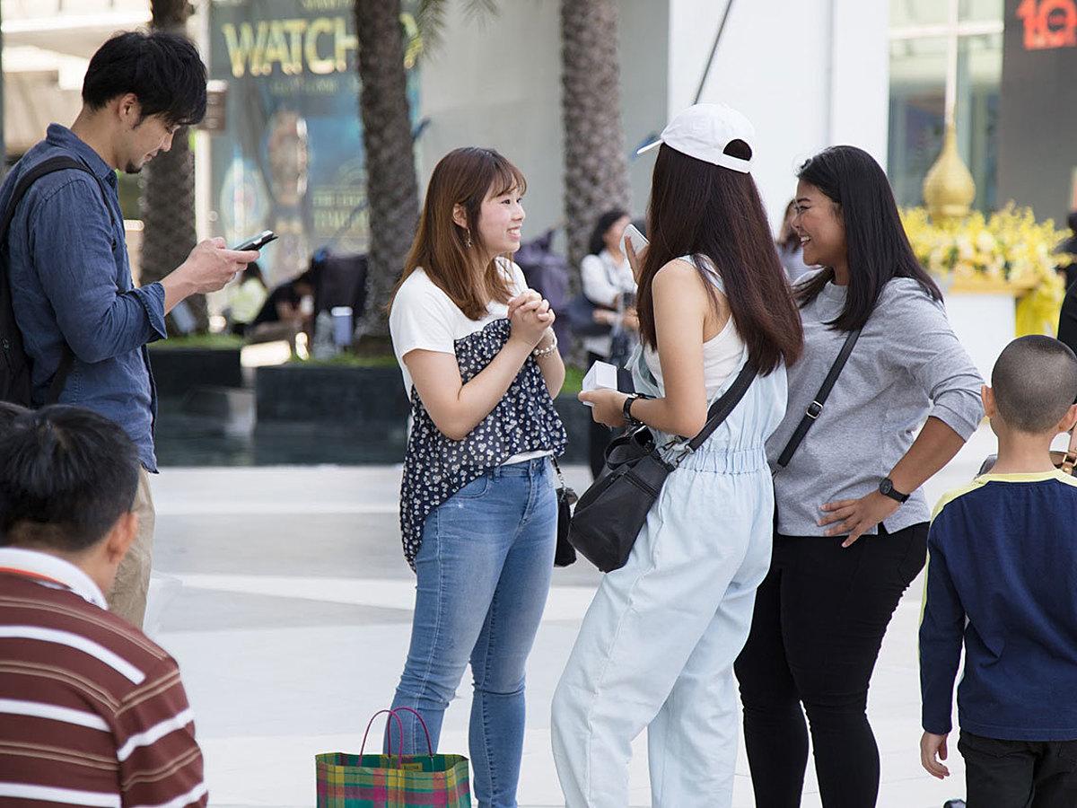 「東南アジアでは今何が主流なのか!タイのSNS/通販事情をバンコクで取材」の見出し画像