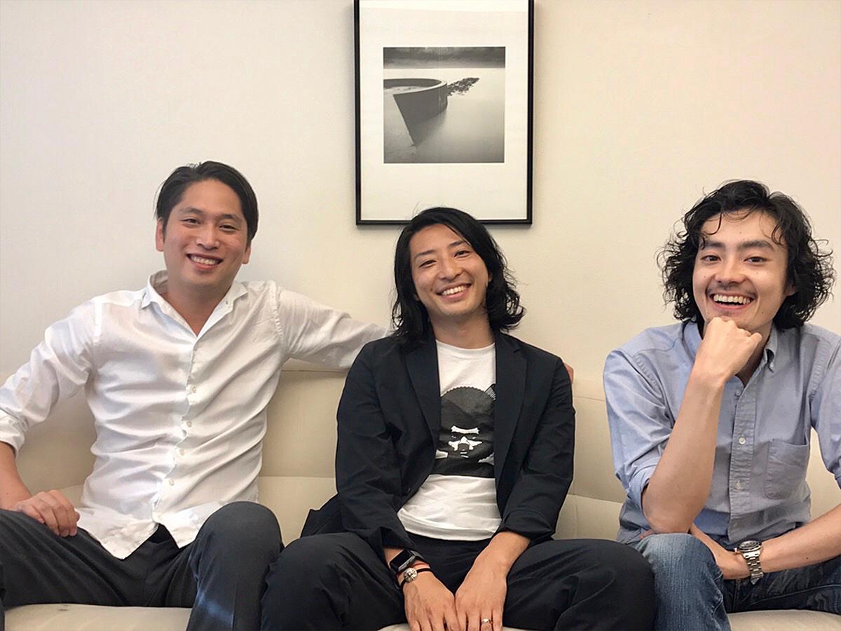 「「会社の預金残高が30万円になっても、実現したい未来がある」ー1.5億円を調達したPR Table創業者3名が語る真のPRとは」の見出し画像