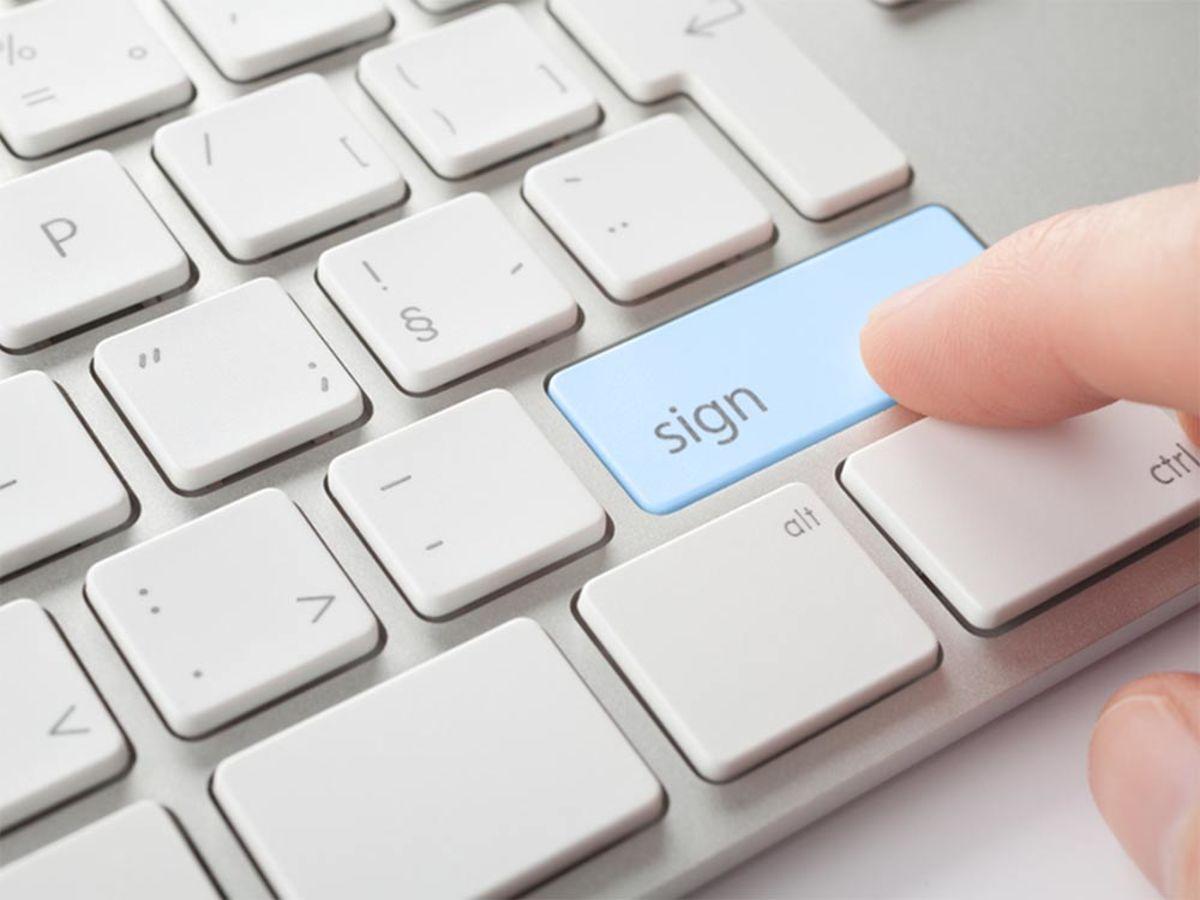 「電子署名とは?電子契約締結で知っておきたい基礎知識を解説」の見出し画像