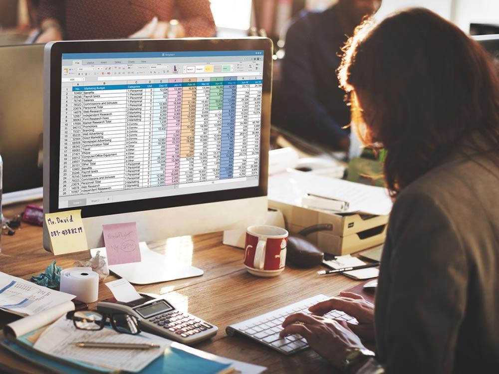 請求書からタスク管理表作成までExcelで完結!便利なビジネステンプレート10選