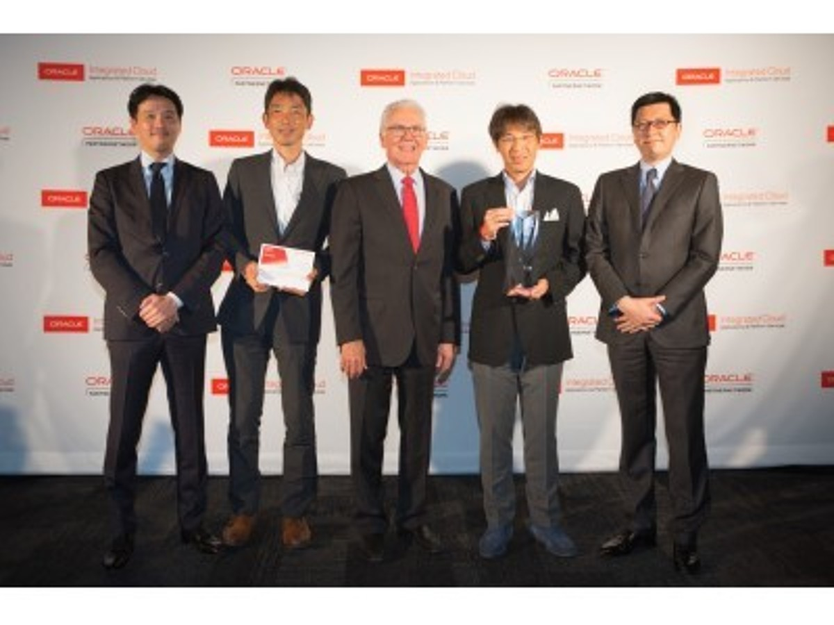 「TIS、『Oracle Excellence Awards 2017』でSCM Cloud領域のグローバルパートナーアワードを受賞」の見出し画像