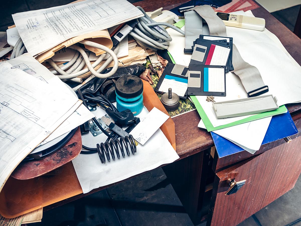 「探し物の時間はムダ!仕事がはかどるパソコン&デスク整理4つのポイント」の見出し画像