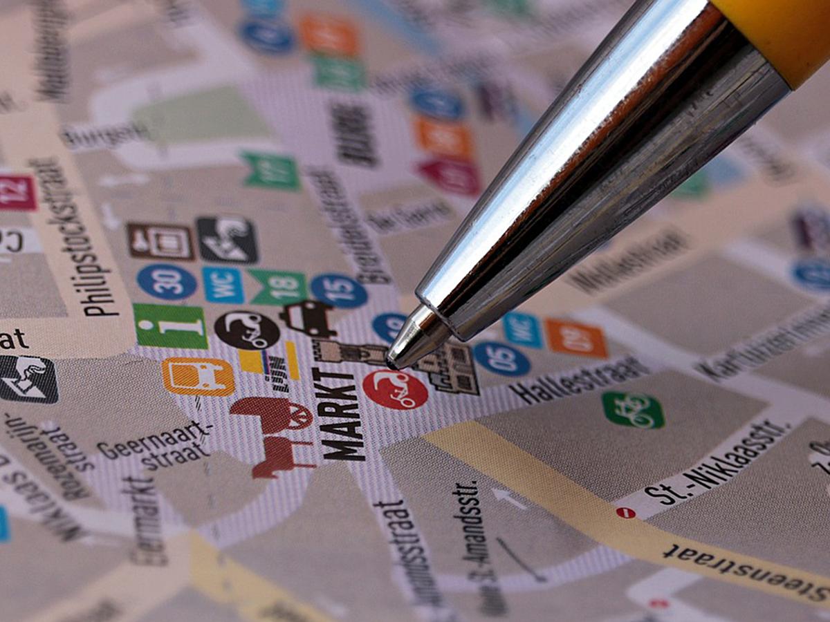 「Googleマップアプリを使い倒そう!ビジネス活用にオススメの新機能5つ」の見出し画像