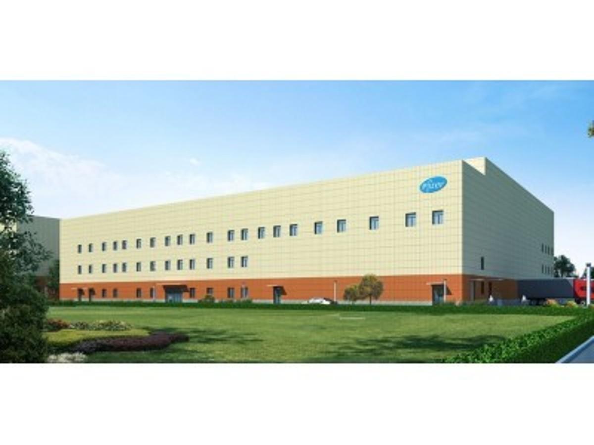 「ジョンソンコントロールズ、ファイザー社が建設した医薬品工場の世界初となるLEEDプラチナ認証獲得に貢献」の見出し画像