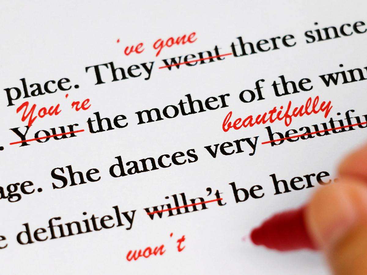 「少しでも誤字脱字を減らすために!校正・校閲の基本の5ステップを解説」の見出し画像