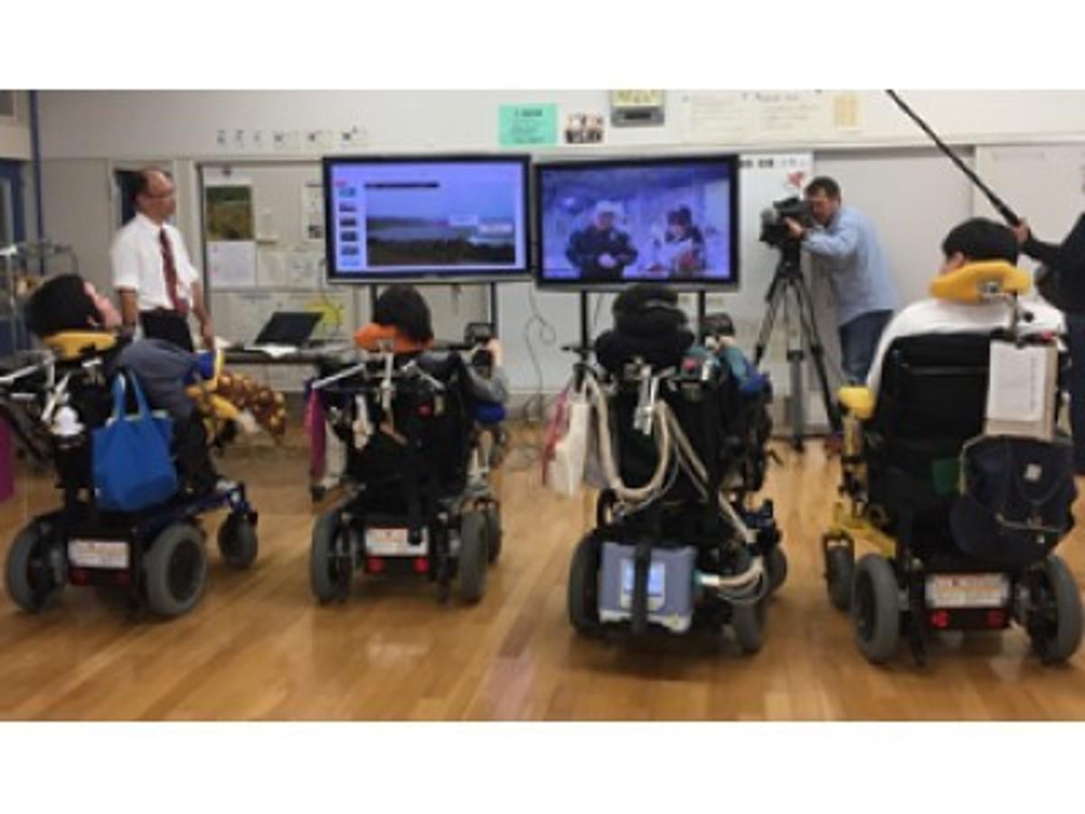 「OKI、全国の特別支援学校7校8教室をつなぎ北海道から生中継「鮭の一生と増殖の取組み」合同遠隔社会見学をIoT技術でサポート」の見出し画像
