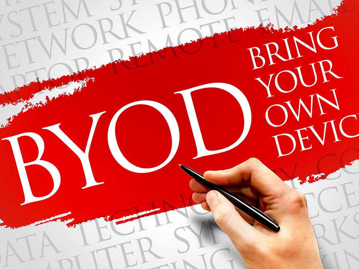 「BYODとビジネスチャットがビジネスを変える!押さえるべき3つのポイント」の見出し画像